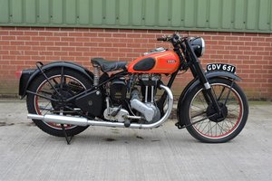 Picture of 1947 Ariel Red Hunter For Sale by Auction