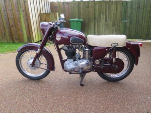 Picture of A 1957 Ariel VH 500 - 30/06/2021 For Sale by Auction