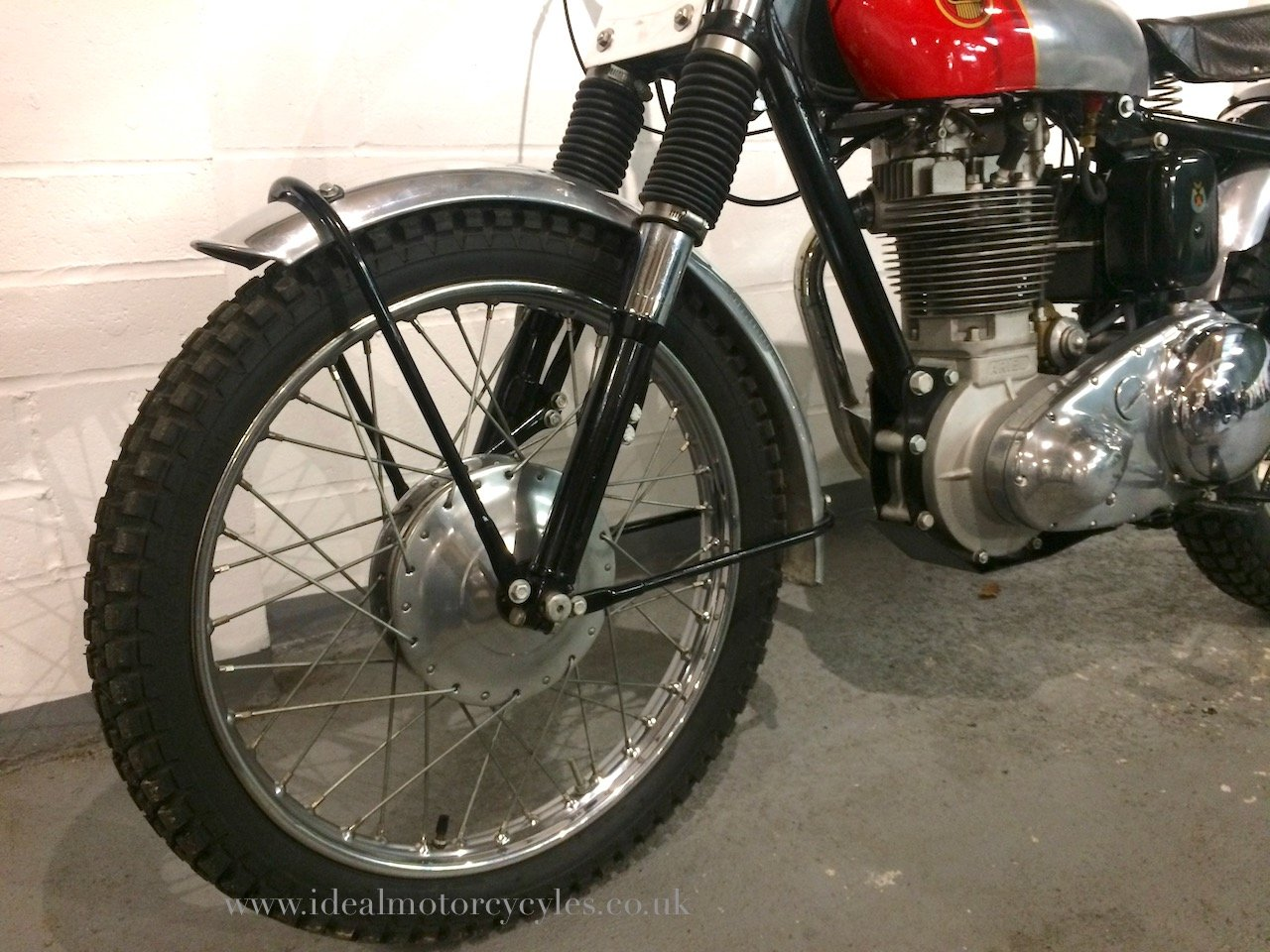 1957 Ariel HT5 500cc For Sale (picture 2 of 8)