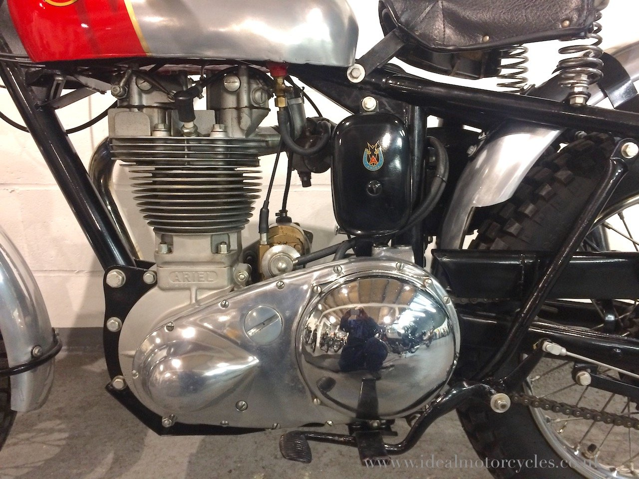 1957 Ariel HT5 500cc For Sale (picture 3 of 8)