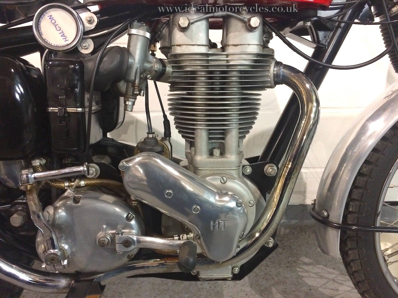 1957 Ariel HT5 500cc For Sale (picture 4 of 8)