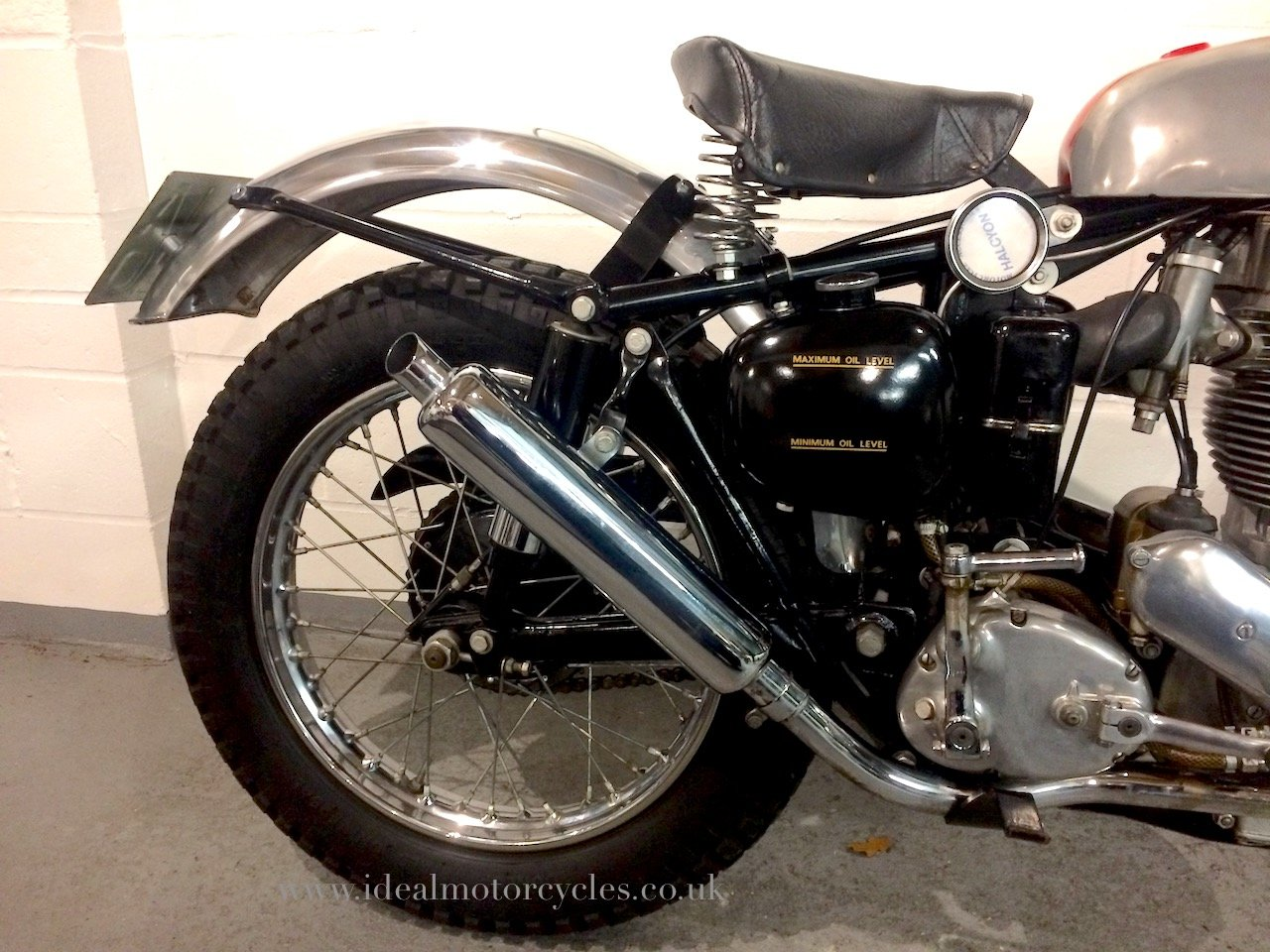 1957 Ariel HT5 500cc For Sale (picture 5 of 8)