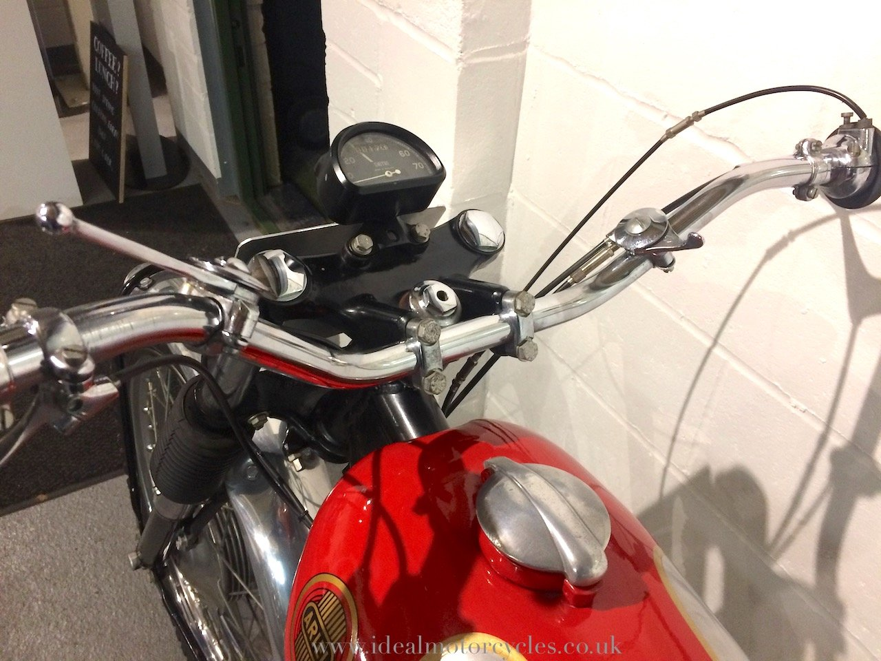 1957 Ariel HT5 500cc For Sale (picture 6 of 8)
