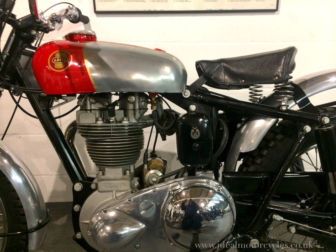 1957 Ariel HT5 500cc For Sale (picture 7 of 8)