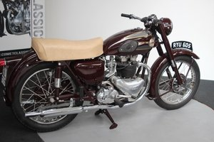 Picture of Ariel Huntmaster 650 cc 1955 For Sale