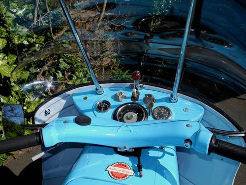 1960 Ariel Leader SOLD | Car And Classic