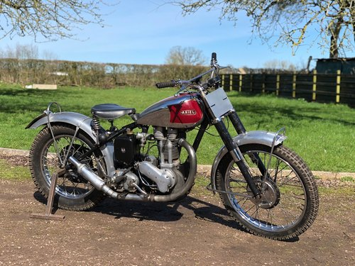 1948 ARIEL COMPETITION HUNTER TRIALS For Sale (picture 1 of 6)