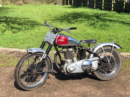 1948 ARIEL COMPETITION HUNTER TRIALS For Sale (picture 2 of 6)