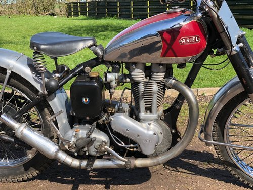 1948 ARIEL COMPETITION HUNTER TRIALS For Sale (picture 3 of 6)