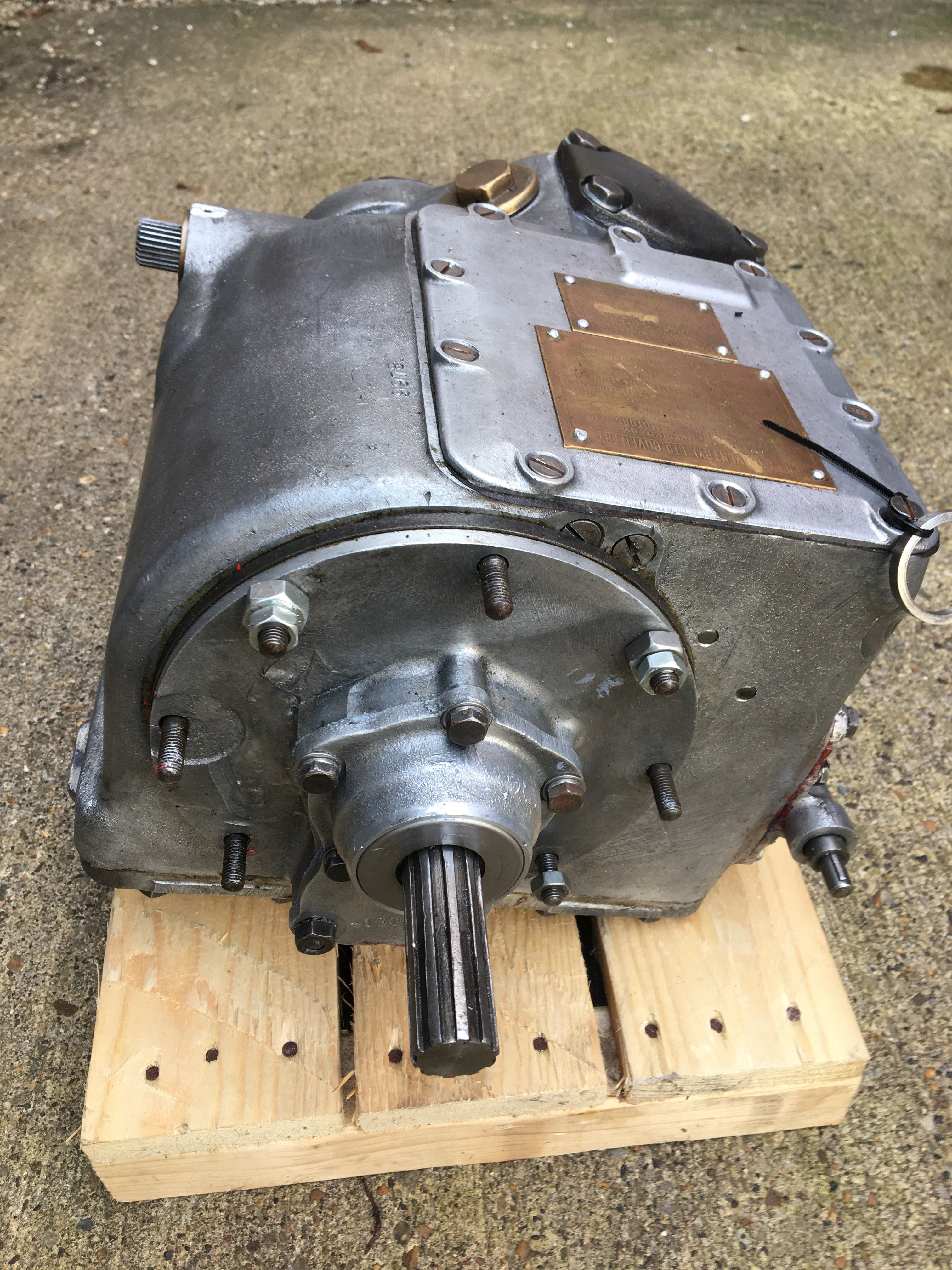 1930 Preselector gearbox For Sale (picture 3 of 4)