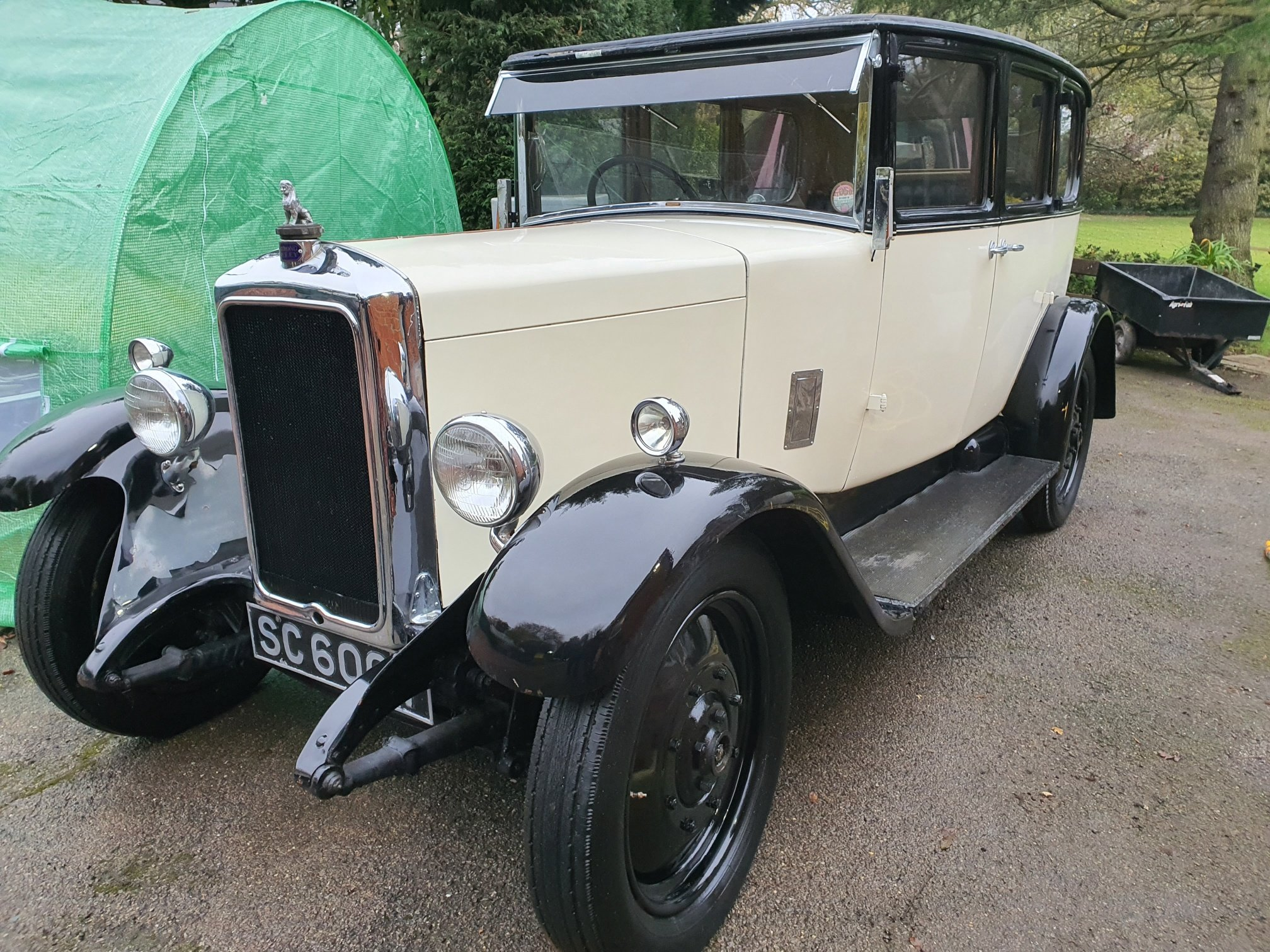 Picture of 1929 Armstrong Siddley, Long 15-  £12,500 ono - Rare