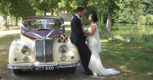 1955 Classic Wedding Cars from the 1950's For Hire (picture 2 of 6)