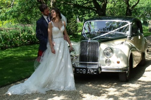 1955 Classic Wedding Cars from the 1950's For Hire (picture 5 of 6)