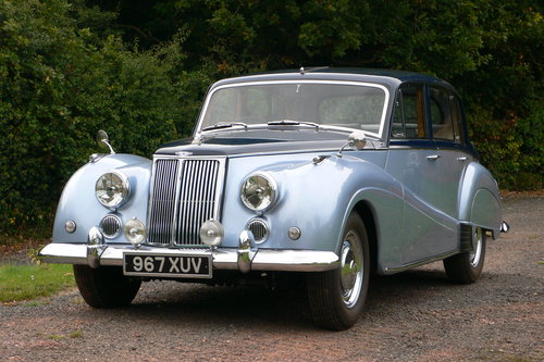 1959 Armstrong Siddeley Star Sapphire For Sale by Auction (picture 1 of 6)