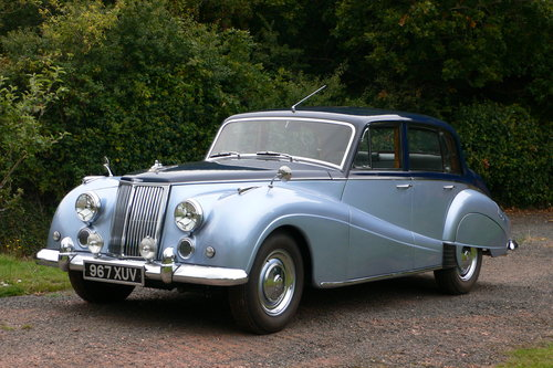 1959 Armstrong Siddeley Star Sapphire For Sale by Auction (picture 2 of 6)