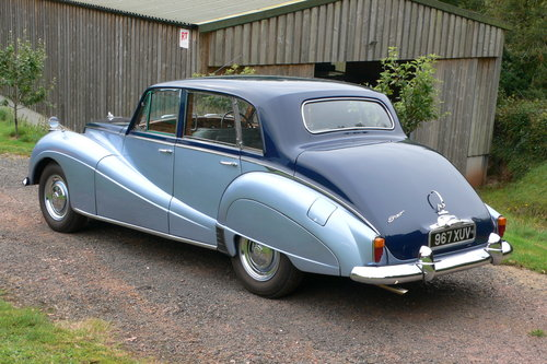 1959 Armstrong Siddeley Star Sapphire For Sale by Auction (picture 3 of 6)