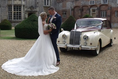 1955 Classic Wedding Cars  For Hire (picture 1 of 6)