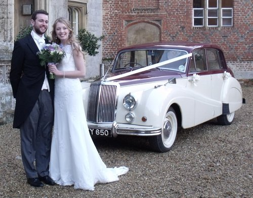 1955 Classic Wedding Cars from the 1950's For Hire (picture 3 of 6)