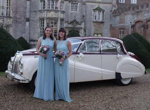 1955 Classic Wedding Cars from the 1950's For Hire (picture 6 of 6)