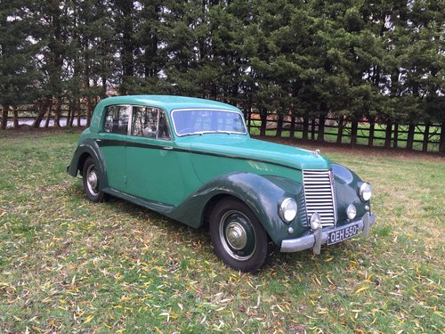 1950 Armstrong Siddeley Whitley For Sale (picture 1 of 6)