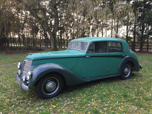 1950 Armstrong Siddeley Whitley For Sale (picture 2 of 6)