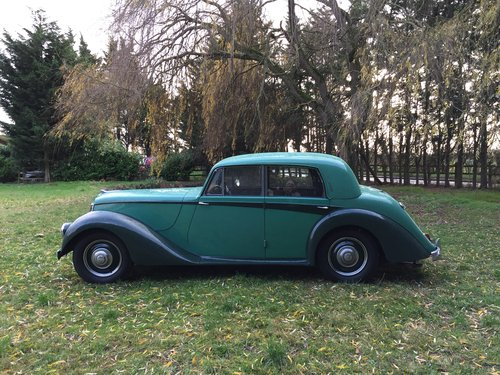 1950 Armstrong Siddeley Whitley For Sale (picture 3 of 6)