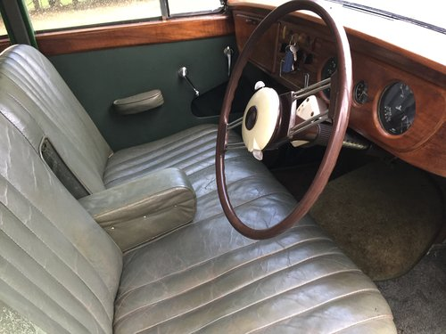 1950 Armstrong Siddeley Whitley For Sale (picture 4 of 6)