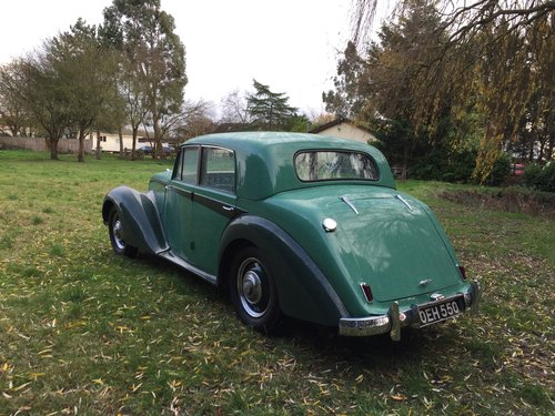 1950 Armstrong Siddeley Whitley For Sale (picture 6 of 6)