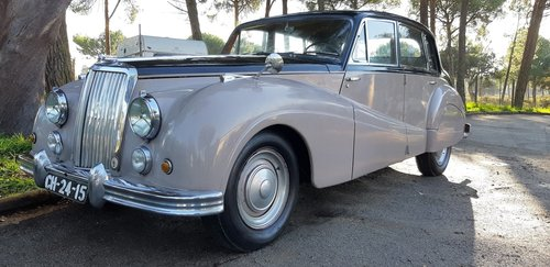 1956 Armstrong Siddeley Saphire For Sale (picture 3 of 6)
