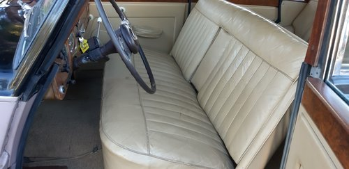 1956 Armstrong Siddeley Saphire For Sale (picture 5 of 6)