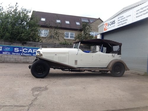 1933 1930's Bentley VDP style tourer For Sale (picture 3 of 6)