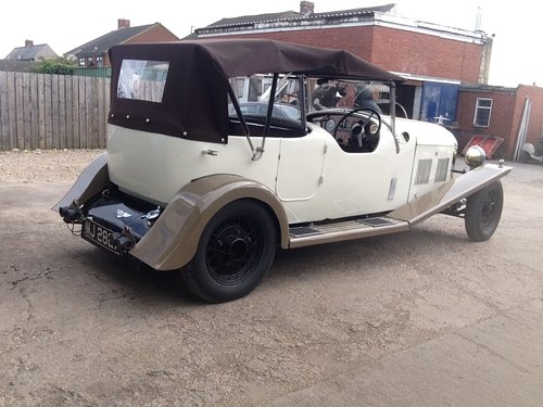 1933 1930's Bentley VDP style tourer For Sale (picture 4 of 6)