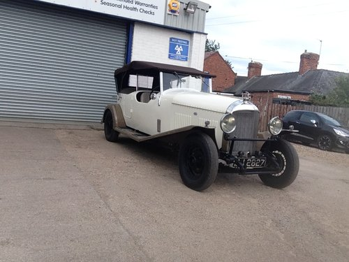 1933 1930's Bentley VDP style tourer For Sale (picture 6 of 6)