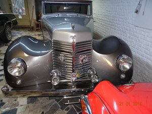 1946 HURRICANE CONVERTIBLE 16 For Sale