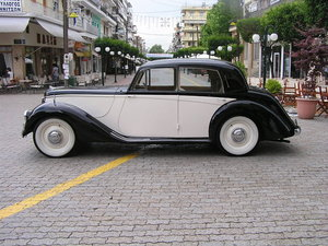 1950 RHD original British legend For Sale