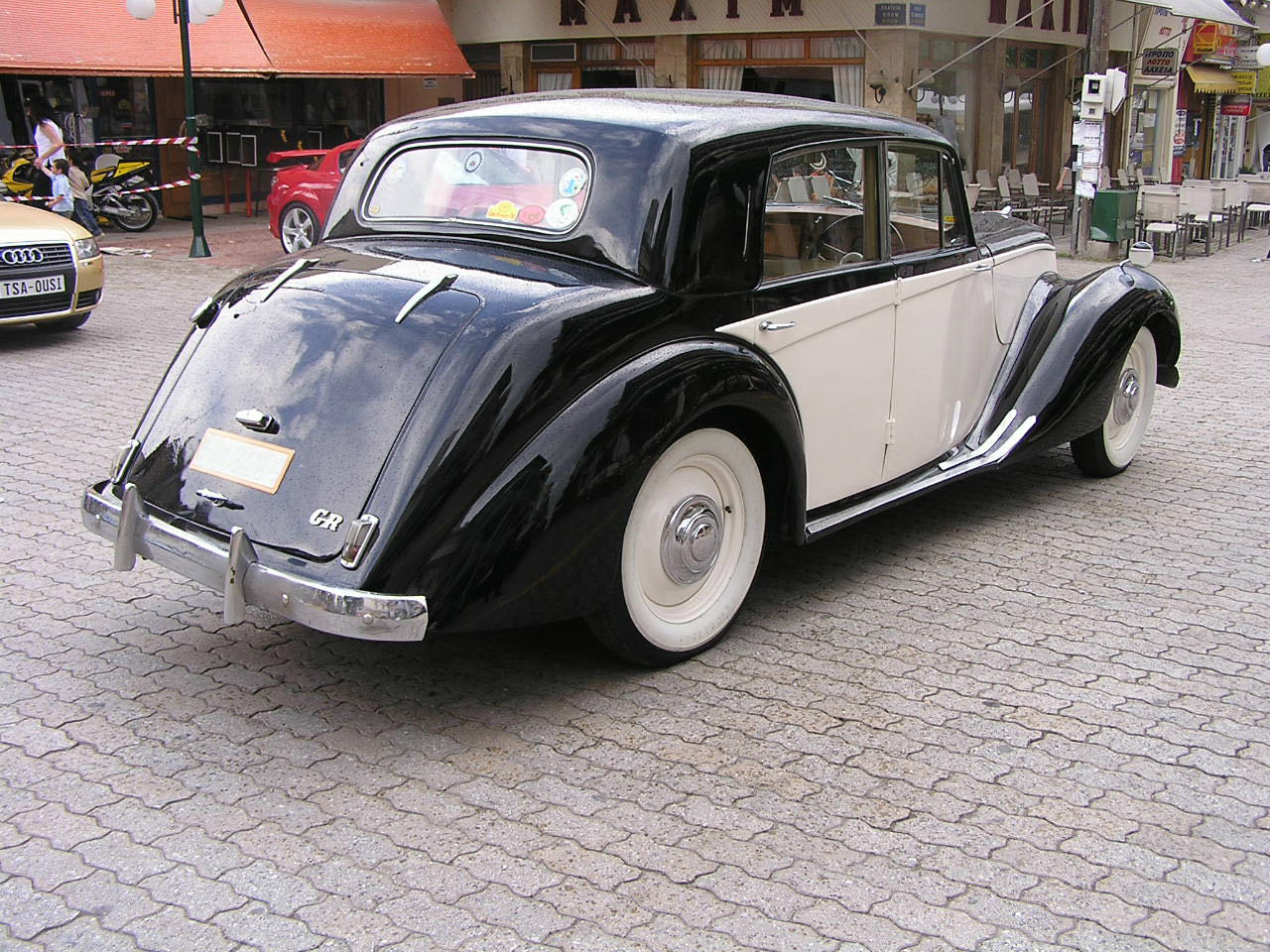 1950 RHD original British legend For Sale (picture 2 of 6)