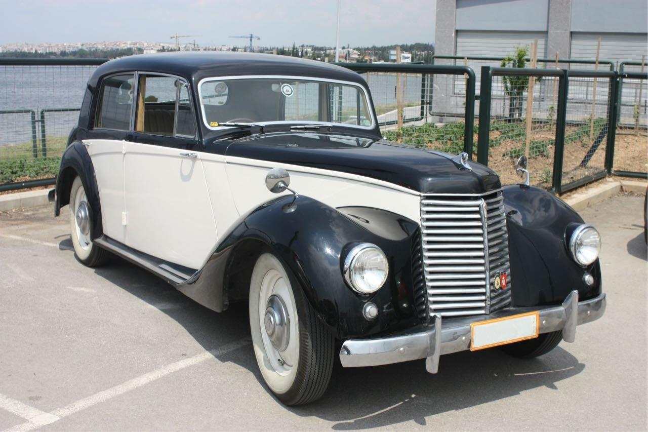 1950 RHD original British legend For Sale (picture 5 of 6)