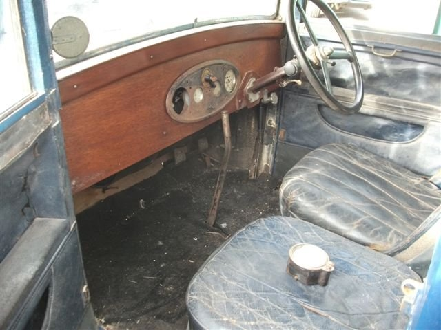 1931 Armstrong Siddeley 12/6 Saloon SOLD (picture 4 of 6)