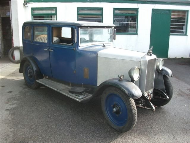 1931 Armstrong Siddeley 12/6 Saloon SOLD (picture 5 of 6)