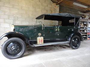 1926 Armstrong Siddeley 14HP Cotswold Tourer