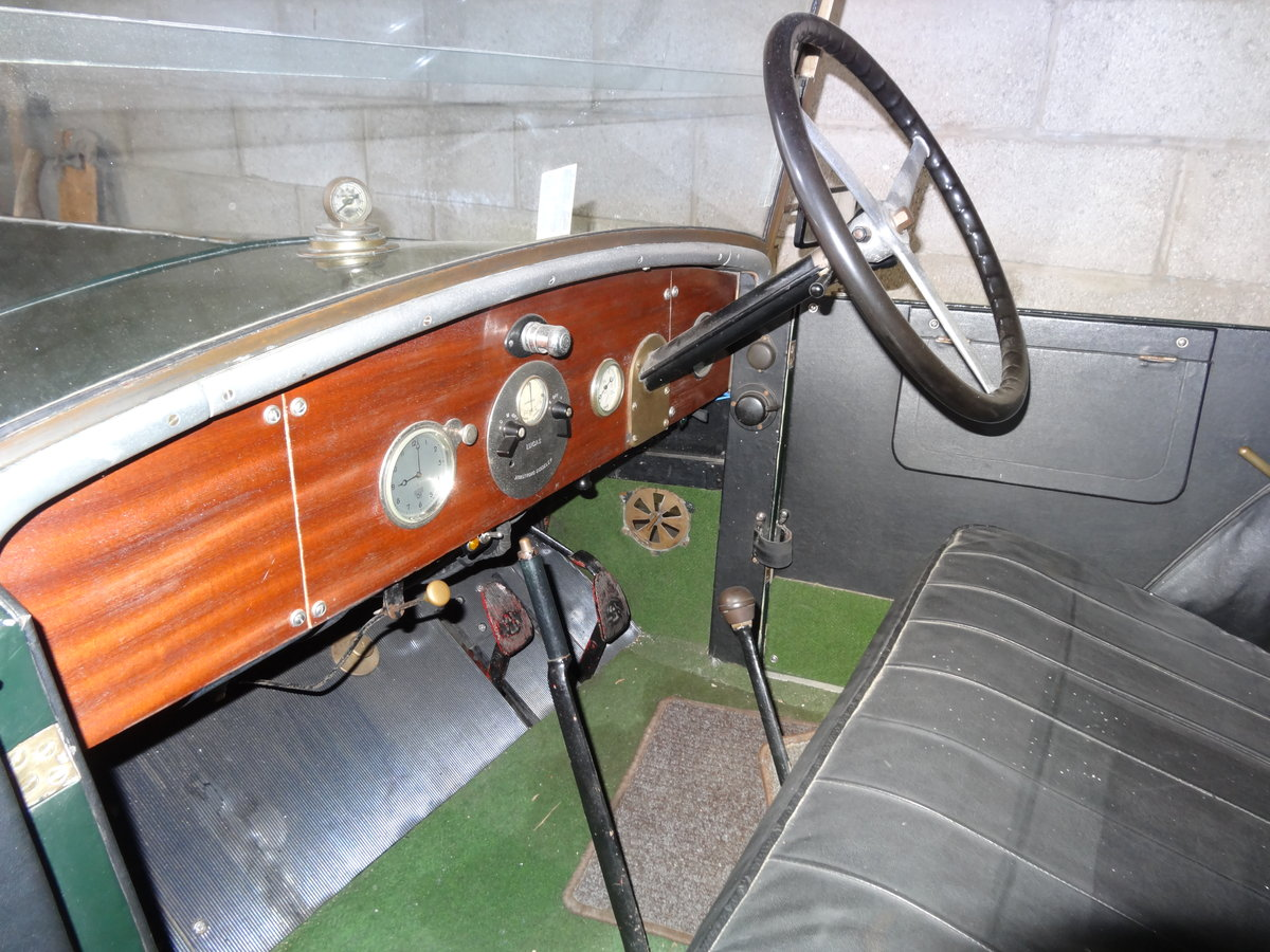 1926 Armstrong Siddeley 14HP Cotswold Tourer For Sale (picture 4 of 6)