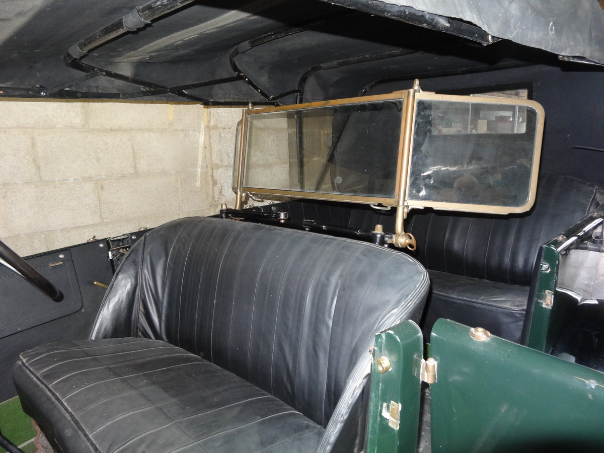 1926 Armstrong Siddeley 14HP Cotswold Tourer For Sale (picture 5 of 6)