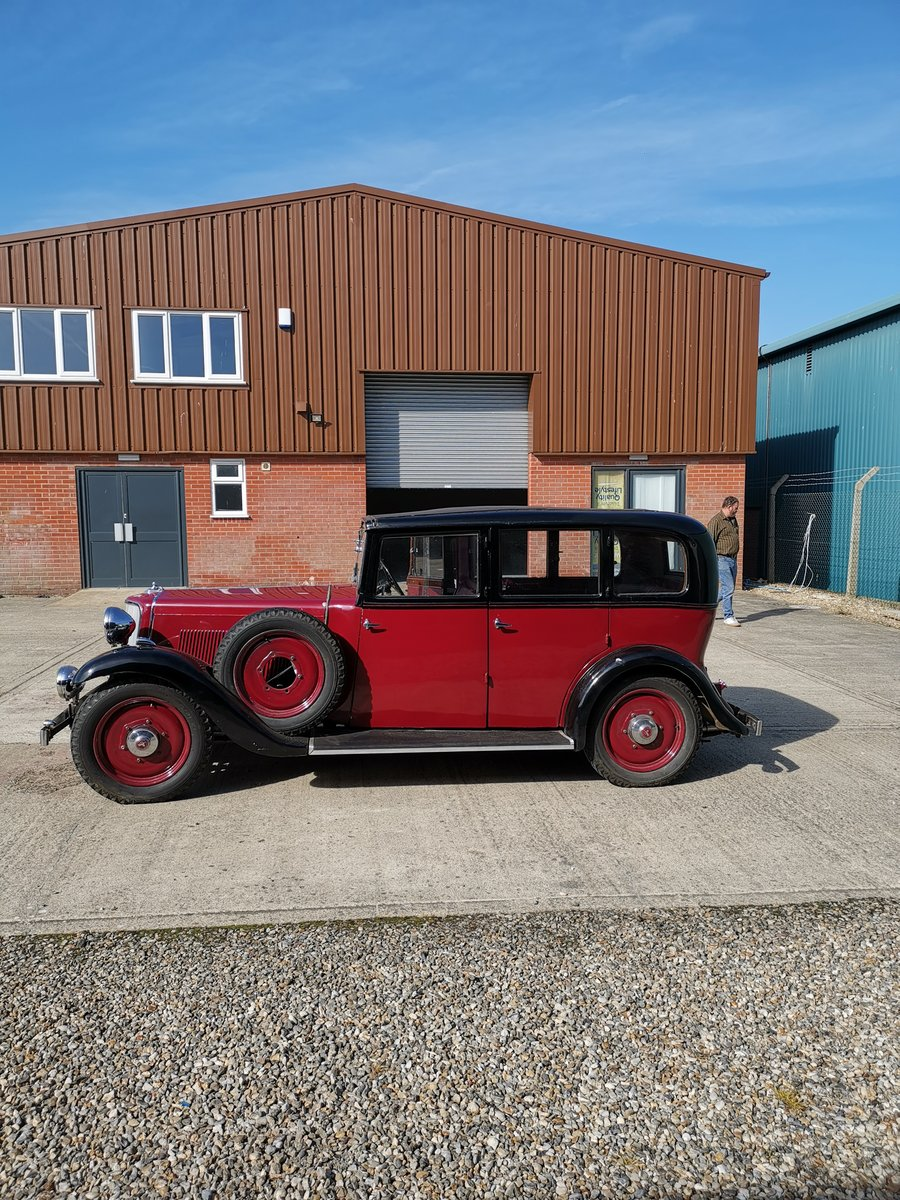 1935 Armstrong siddeley hp17 For Sale (picture 1 of 6)