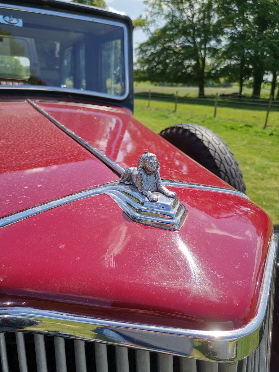 1935 Armstrong siddeley hp17 For Sale (picture 2 of 6)