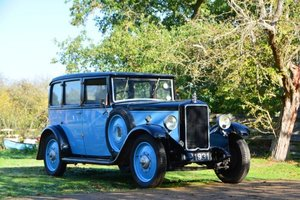 1930 Armstrong Siddeley Long 15 Saloon For Sale by Auction