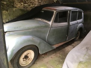 1951 Armstrong Siddeley Limousine For Sale