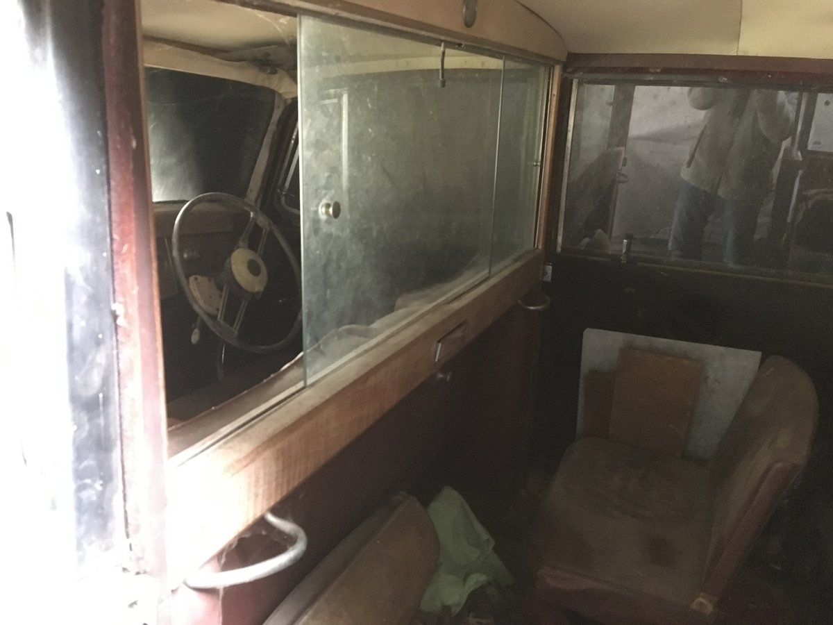 1951 Armstrong Siddeley Limousine For Sale (picture 5 of 6)