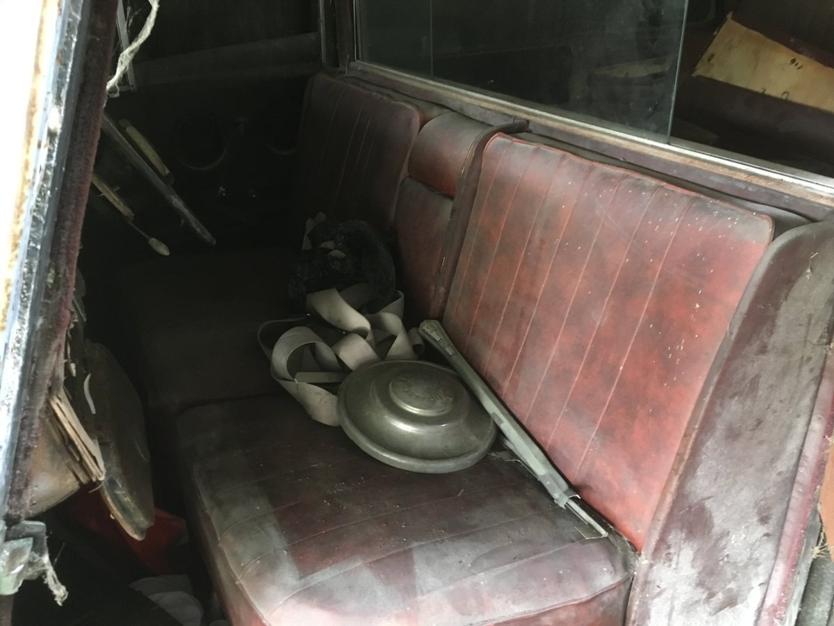 1951 Armstrong Siddeley Limousine For Sale (picture 6 of 6)