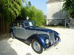 1952 Armstrong Siddeley Whitley For Sale
