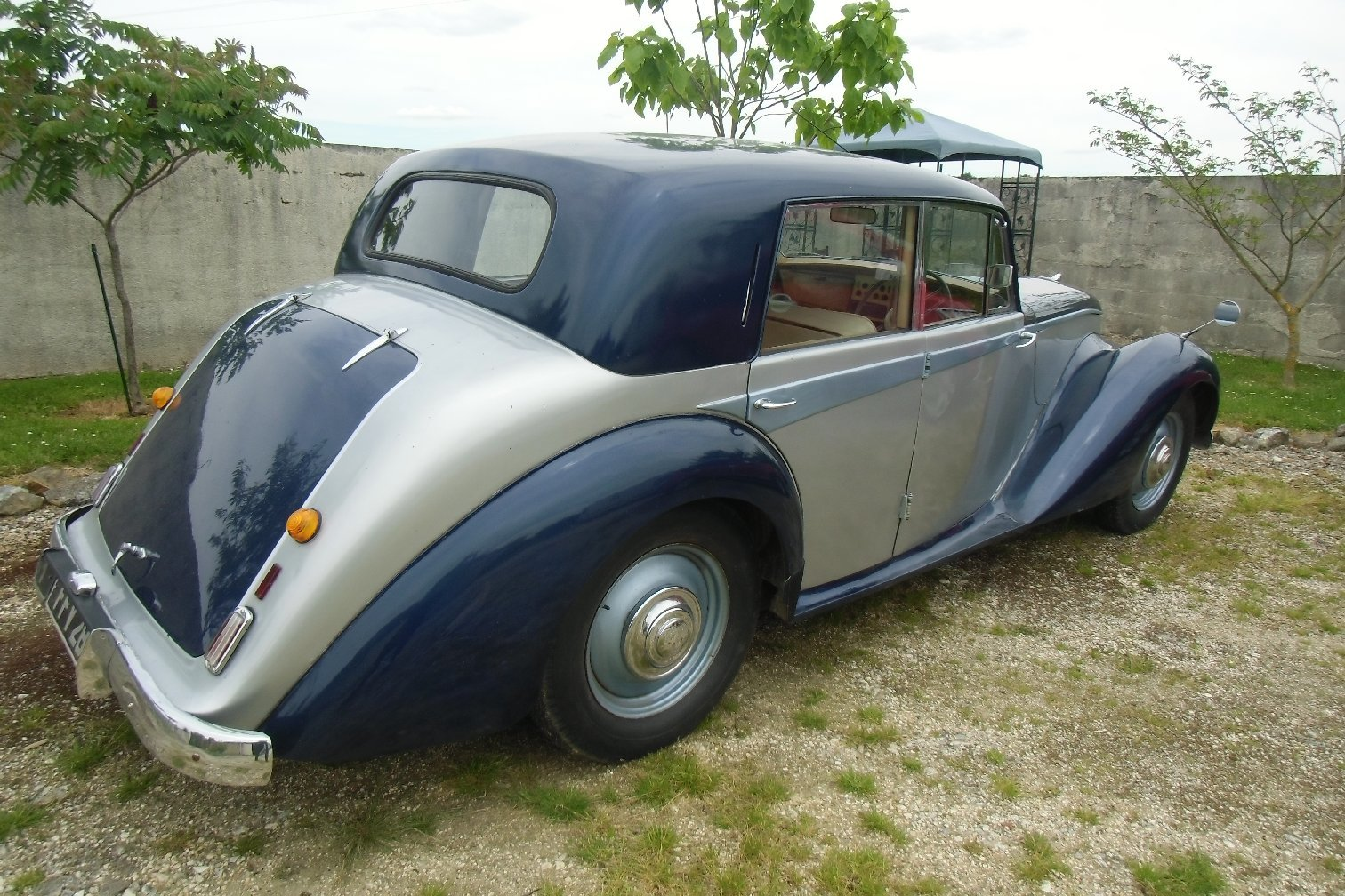 1952 Armstrong Siddeley Whitley For Sale (picture 2 of 6)